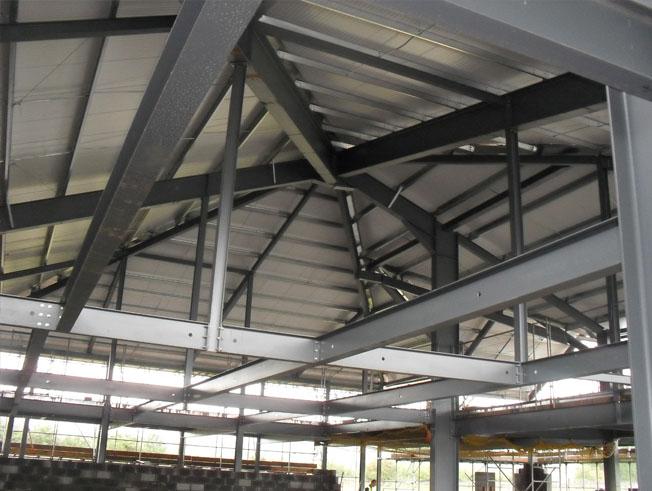 Industrial Steel Buildings By John Sisson Contracting